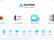 DearMob iPhone Manager Best Alternative iTunes