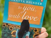 You, with Love Shravya Bhinder