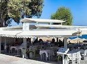 Restaurants Kamari Santorini Beach
