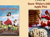 "Celebrate Premiere ""Red Shoes Seven Dwarfs"" with Delicious Mini Apple Pies Recipe!"