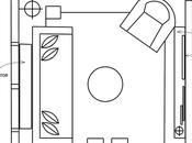 Family Room Design Plan