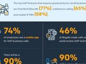 VoIP Industry Statistics 2020 [Infographic]