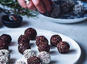 Oats, Cocoa Cranberries Truffles Effortless Natural Cooking +Video!