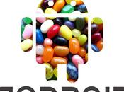 Android Jelly Bean Galaxy Nexus