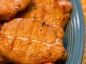 Grilled Spiced Rubbed Pork Chops