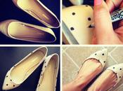 DIY: Polka Shoes…