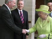 Astrology: Queen's Visit Northern Ireland Landmark Event