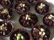 Chocolate Ganache Petits Fours