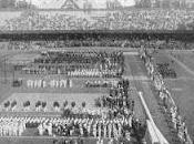 1912 Summer Olympic Opening Ceremony Stockholm