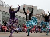 Highland Dancers Pipe Bands