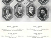 Pauling's OAC, 1920-21: True Junior Year
