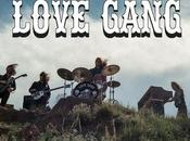 "Denver Psychedelic Rock'n'rollers LOVE GANG Unleash Ecstatic Video ""Dead Man's Game""; Album Available Vinyl Digital."