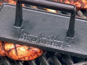Grill Press Hamburgers