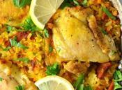 Spanish Style Chicken Chorizo Paella