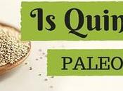 Quinoa Paleo?