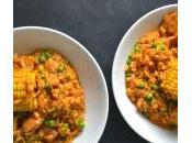 Asopao Pollo (Puerto Rican Chicken Rice Stew)