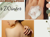 Winter Skincare with Herbal Body Lotion
