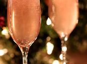 French Pink Champagne Cocktail
