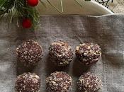 Ginger's Chocolate Bourbon Balls