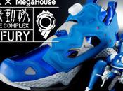 Reebok MegaHouse Launches Ghost Shell: Stand Alone Complex Limited Edition Sneakers