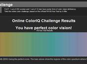 Good Your Colour Vision?