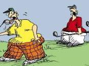 Golf Cliches