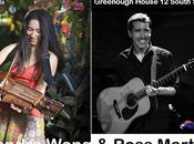 notloB Parlour Concerts Presents Sandra Wong Ross Martin, 8/17