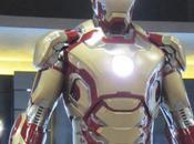 Diego Comic Con'12: Iron Man's Suit?