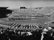 1964 Summer Olympic Opening Ceremony Tokyo