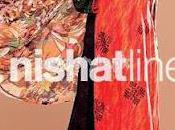 Summer 2012 Festive Collection Nishat Linen