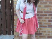 OOTD|| Primark Coral Dress