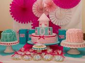 Pretty Pink Carnival Birthday Party Cakes Things Rachael