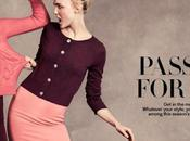 H&M; Lookbook: Passion Fall 2012
