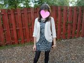 What Wear Work: Bodycon Zebra