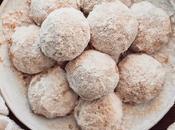 Gluten-Free Vegan Snowball Cookies