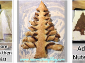 Nutella Pastry Christmas Tree