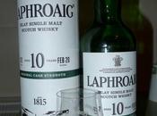 Tasting Notes: Laphroaig: Original Cask Strength Batch