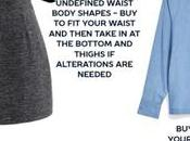 Dress Strong Athletic Body Types