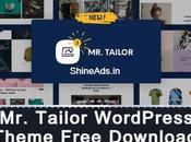 [GPL] Tailor WordPress Theme Free Download