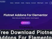 [GPL] Free Download Piotnet Addons Elementor v6.3.45