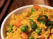 Perfect Instant Veggie Rice