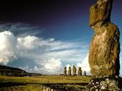 EASTER ISLAND'S GIANT STATUES: They Move Them? Caroline Arnold Intrepid Tourist