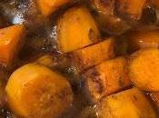 Slow Cooked Sweet Potatoes