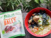 Recipe: Veega Meat-Free Balls with Sōmen Noodles