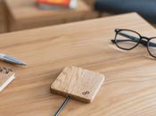 Wireless Charging Make Wood