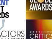 AWARDS ROUNDUP: Indie Spirit, Golden Globe, Critics Choice Nominations