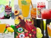 Cocktails: Spring Libations with Crofter's Organic Fruit Spreads