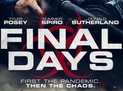 Final Days Release News