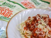 Recipe: VEEGA Meat-Free Spaghetti