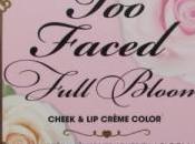 Summer Favorite: Faced Full Bloom Cheek Creme Color